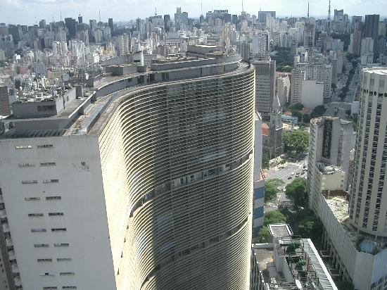 Sao Paulo, SP: Panorama della città dal Grattacielo Italia