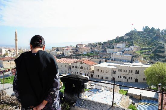 Perimasali Cave Hotel - Cappadocia: Terrace View2