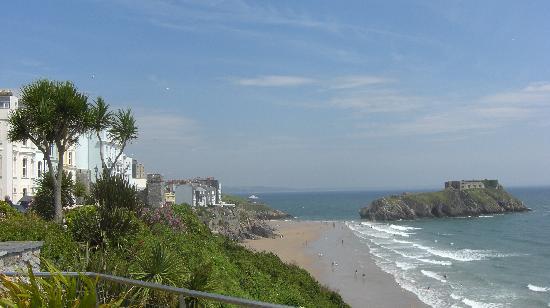 Town Beach Picture Of Tenby Pembrokeshire Tripadvisor
