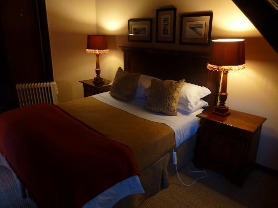 Palms Wilderness Retreat: Bedroom