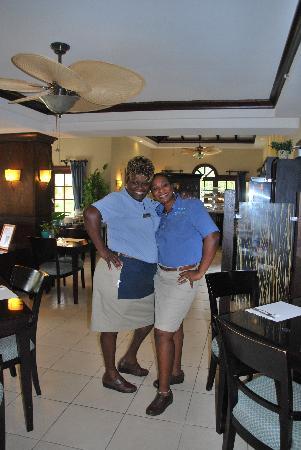 Bucuti & Tara Beach Resort Aruba: Aufgestelltes und freundliches Personal