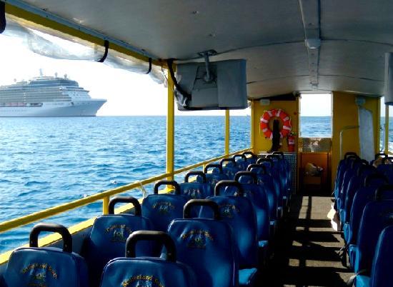 MarineLand Tours : water views