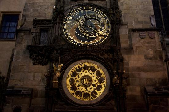 Praga, Repubblica Ceca: Astronomical clock Orloj