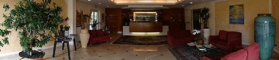 Hotel Giulietta Romeo: Reception