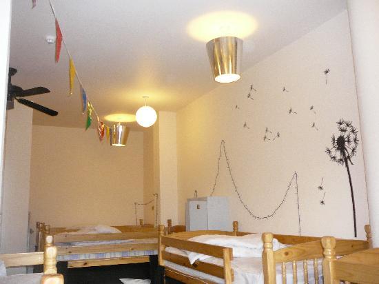 Art Roch Hostel: our dorm