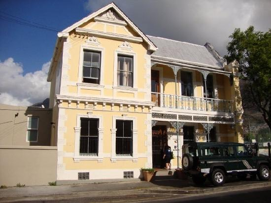 Cape Town Backpackers: Best hostel in SA.
