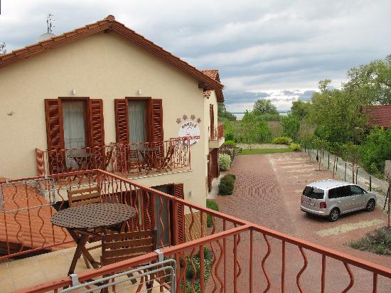Hullam Villa : View from room 3
