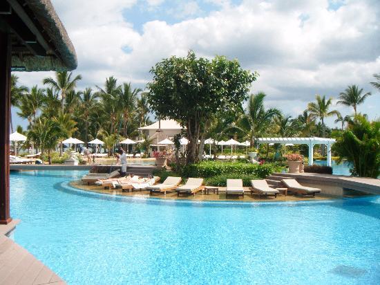 Sugar Beach Golf & Spa Resort : La piscine