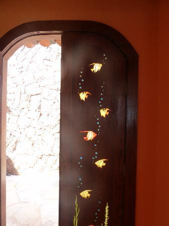 Cachoeira Inn: Pretty door