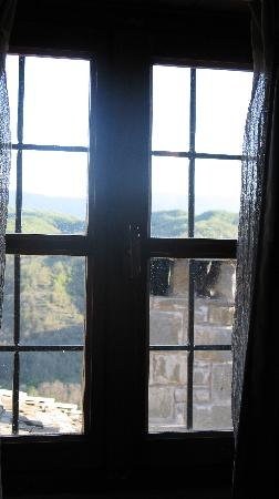 Kipi Suites: VIEW FROM WINDOW