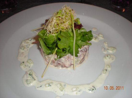 L'assiette provencale: Tuna Starter - Delish!