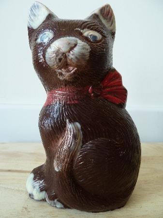 Lemoine: Chocolate cat