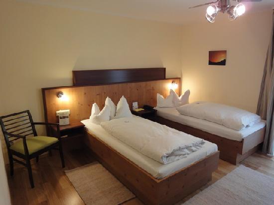 Hotel Brunner: Twinbed-Zimmer