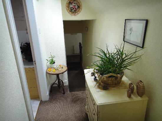 Morven Bed & Breakfast: Hallway