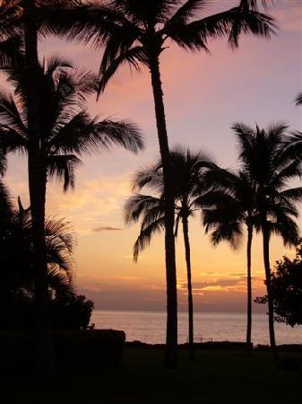Mauna Lani Point sunset