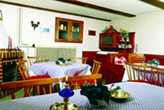 Pension Edelweiss: Frühstücksraum