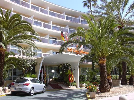 Sol Beach House Mallorca: front hotel