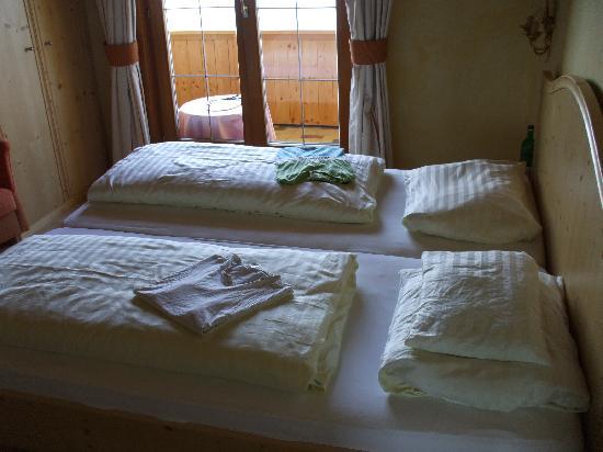 Naturhotel Alpenrose: Unser Zimmer