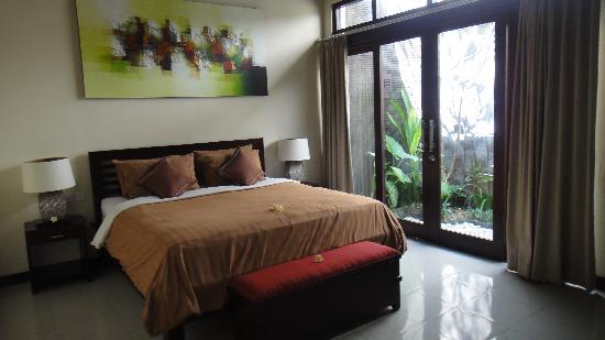 Rumah Santai Villas: la chambre