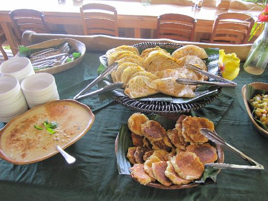 The Gecko Restaurant: Buffets for large events!