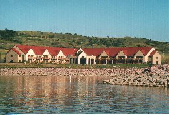 Oacoma, SD: Cedar Shore Resort