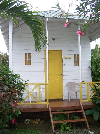 Hotel Jamaican Colors: Dr. Bird Bungalow