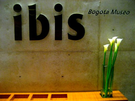 Ibis Bogota Museo: Next to the elevators