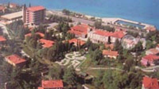 Apartments Zusterna: Location