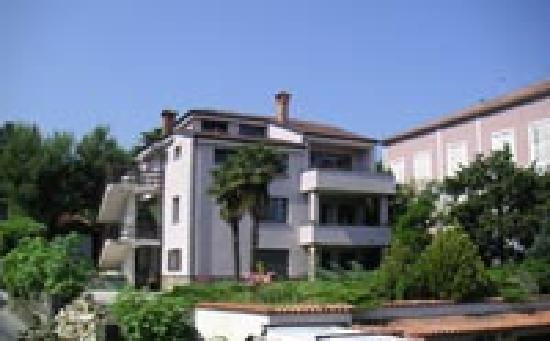 Apartments Zusterna: Apartments