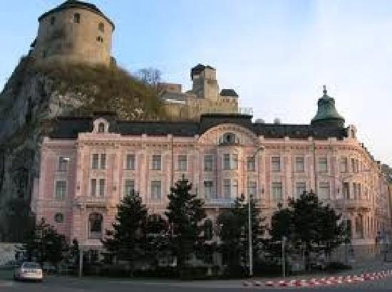 Trencin Region, Eslovaquia: hotel tatra