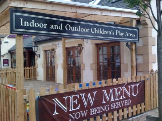 Premier Inn Edinburgh A1 (Newcraighall) Hotel: for the kids