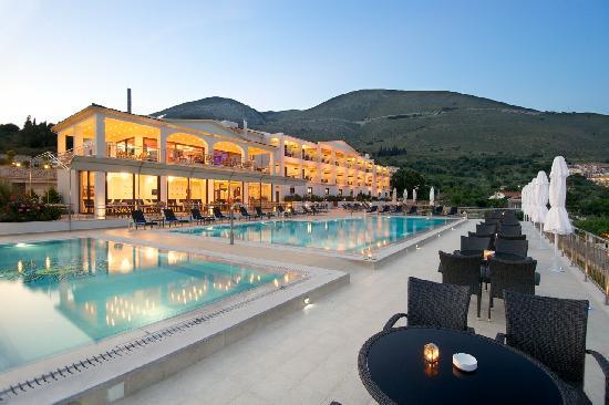 Ξενοδοχείο Οδύσσεια: ODYSSEY HOTEL KEFALONIA