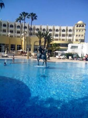 Hotel Palace Hammamet Marhaba: Pool