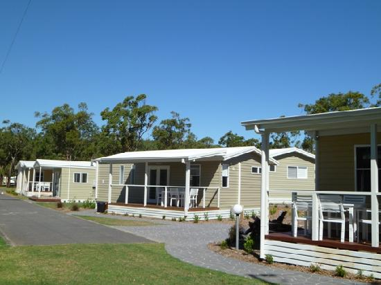 NRMA Ocean Beach Resort and Holiday Park: Plantation Villas