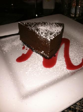McCormick & Schmick's: Chocolate Cheesecake