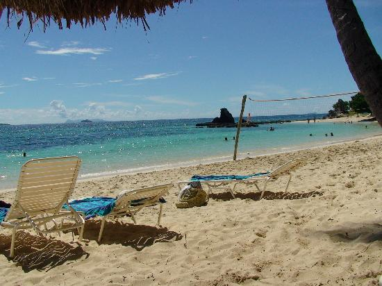 Castaway Island Fiji: never wanted to leave this spot