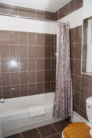 Fairway Inn & Suites: washroom