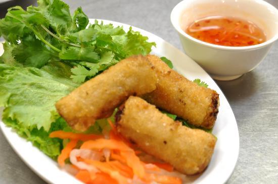 Thanh Phuong Vietnamese Restaurant: Vietnamese eggrolls