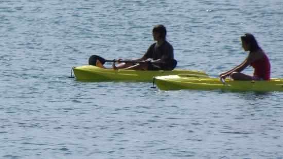 Kurt n Marina : Kayak