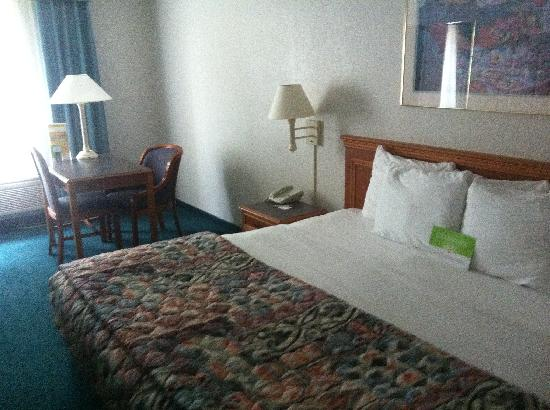 La Quinta Inn Champaign: Clean Room