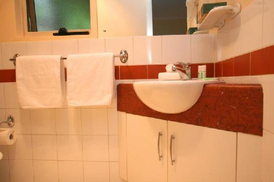 Elphin Villas, Motel & Serviced Apartments: Motel Ensuite