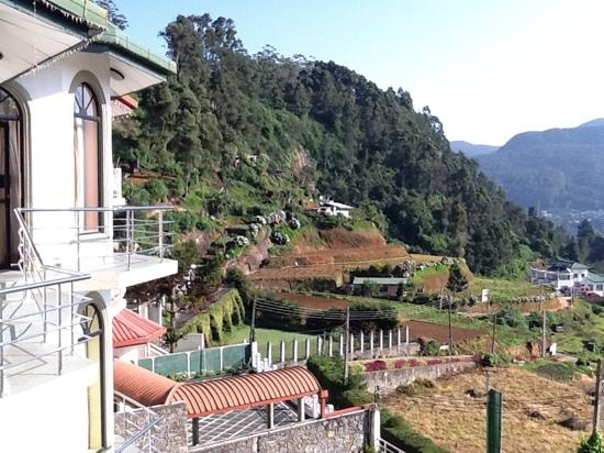 Hotel Tanosa: Magical views from the rooms