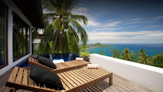 Casas del Sol - Luxury Boutique Villas : View from Villa of a Million Stars
