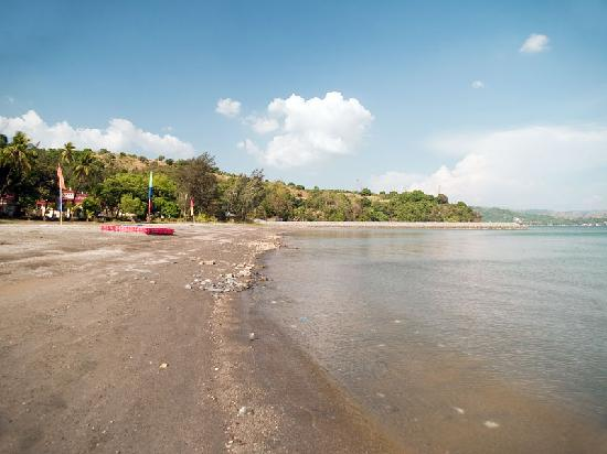 Subic, Filipinas: beach area