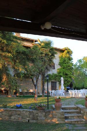 Agriturismo il Geranio: The farmhouse