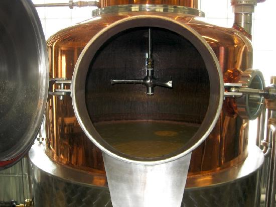 Glacier Distilling Company: The Still