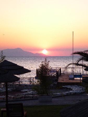 Sea Club Conca Azzurra Resort : more views from the restaraunt
