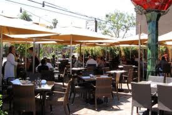 Desert Rose Restaurant Los Angeles Ca