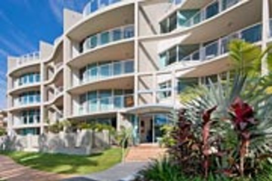 Sailport Mooloolaba Apartments: Sailport Apartments Mooloolaba