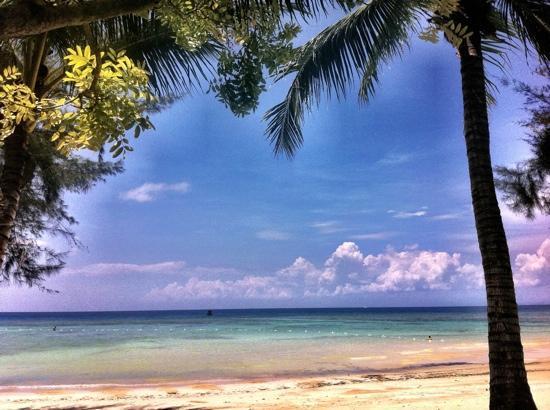 Pulau Perhentian Besar, Malasia: Teluk Dalam.